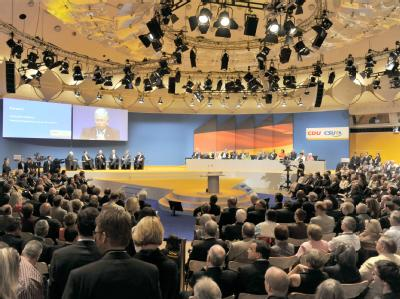 CDU/CSU-Kongress