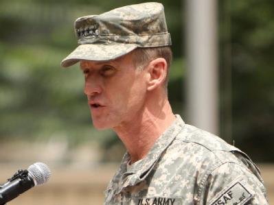 Der US-Kommandeur in Afghanistan, General Stanley McChrystal, hat die neue Afghanistan-Strategie angestoßen.