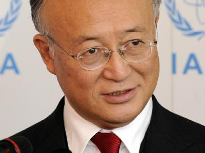 Japaner Amano wird neuer IAEA-Chef
