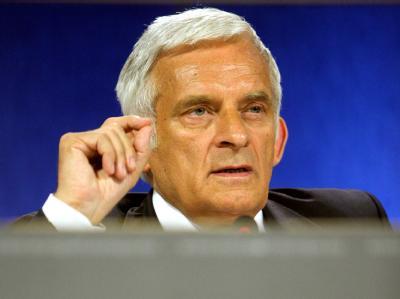 Der ehemalige polnische Regierungschef Jerzy Buzek folgt Hans-Gert Pöttering auf den Platz des Präsidenten des Europaparlaments.