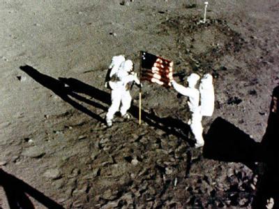 40 Jahre nach der Landung von Neil Armstrong und Edwin E. Aldrin sind die Originalaufnahmen des Jahrhundertereignisses noch immer verschwunden.