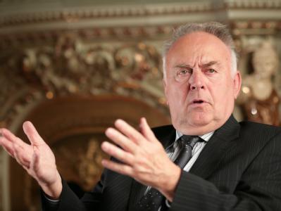 Wolfgang Böhmer (CDU) warnt davor, mit nicht haltbaren Steuerversprechen dem Ansehen der Union zu schaden. (Archivbild)