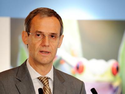 Der Hauptgeschäftsführer des Bankenverbands, Michael Kemmer. (Archivbild)