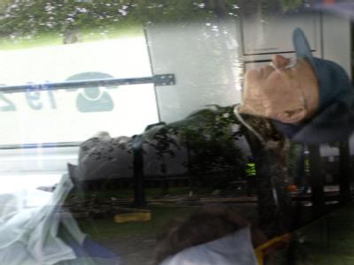 Der mutmaßliche Kriegsverbrecher Demjanjuk wird in die JVA Stadelheim eingeliefert (Archivbild vom 12.05.2009).