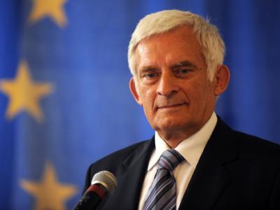 Der ehemalige polnische Regierungschef Jerzy Buzek ist neuer Präsident des Europaparlaments.
