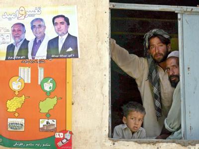 Vor den Wahlen in Afghanistan