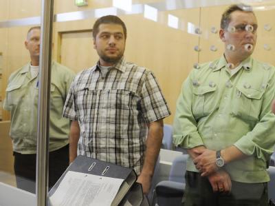Prozess gegen Sauerland-Gruppe