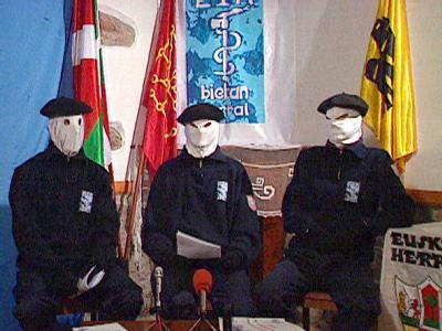 Seit 50 Jahren legt die Untergrundorganisation ETA im Kampf für einen unabhängigen baskischen Staat Bomben und mordet. (Archivbild)