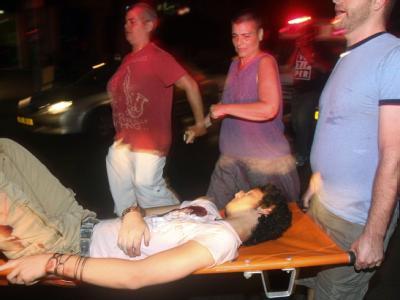 Angriff auf Schwule in Tel Aviv
