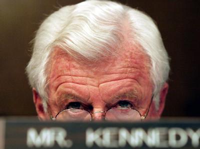 Edward Kennedy ist im Alter von 77 Jahren gestorben.