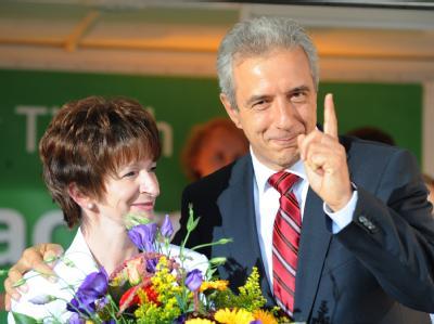 Bleibt im Amt: Sachsens Ministerpräsident Stanislaw Tillich (CDU).