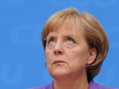 Bundeskanzlerin Angela Merkel verändert ihre Wahlkampf-Strategie nicht.