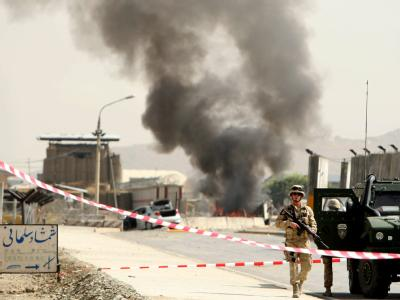 Anschlag am Flughafen Kabul