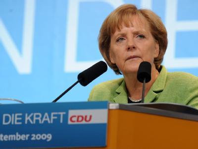 Merkel in Hannover