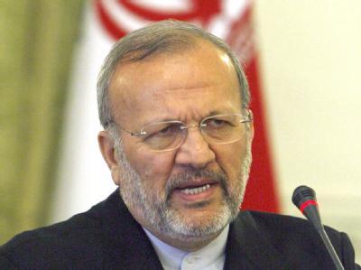 Irans Außenminister Mottaki gibt sich gesprächsbereit.