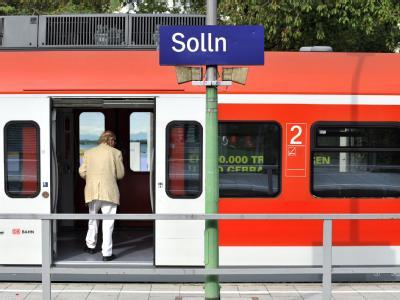 S-Bahnhof Solln