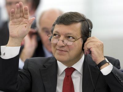 EU-Kommissionspräsident Barroso wurde im Amt bestätigt.