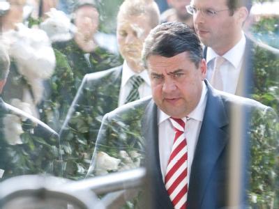 Sigmar Gabriel fühlt sich bis heute in Berlin nicht recht heimisch. (Archivbild)