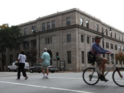 Dem Paul Findley Federal Building in Springfield, Illinois, sollen Anschlagspläne gegolten haben.