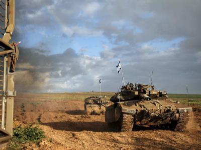 Israelische Truppen