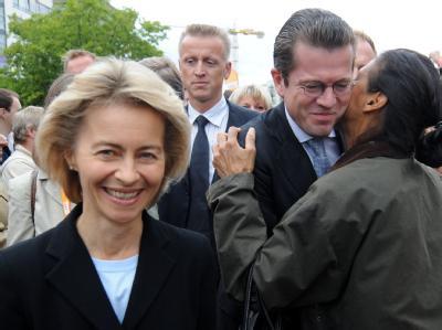 CDU/CSU-Wahlkampf