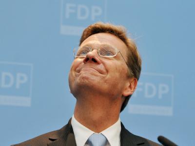 FDP-Chef Guido Westerwelle - Der neue Außenminister?