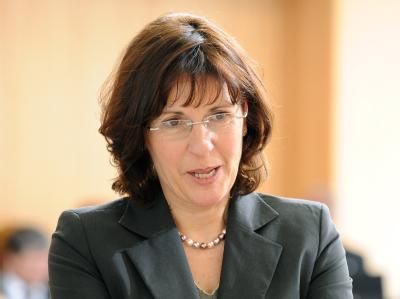 Andrea Ypsilanti, ehemalige hessische SPD-Spitzenkandidatin.