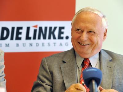 Oskar Lafontaine hat auf den Fraktions-Co-Vorsitz im Bundestag verzichtet.