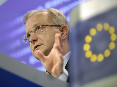 EU-Erweiterungsminister Olli Rehn forderte neue Reformen bei EU-Beitrittskandidaten wie der Türkei. Zugleich lobte er aber auch die außen- und energiepolitische Rolle Ankaras.