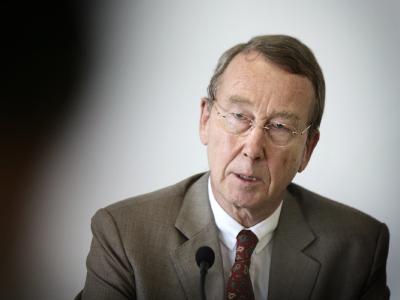 Klaus Hubert Görg, Insolvenzverwalter der Arcandor-Gruppe, konnte Quelle nicht retten.