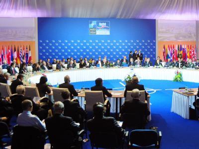 Auf dem Treffen der NATO-Verteidigungsminister in Bratislava geht es um Geld und Afghanistan.