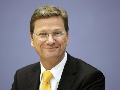 Der FDP-Vorsitzende Guido Westerwelle will als Außenminister Spuren hinterlassen.