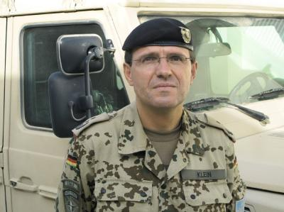 Oberst Klein