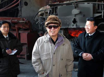 Das von Kim Jong-iI regierte Nordkorea meldet Festnahme von vier Südkoreanern (Archivbild).