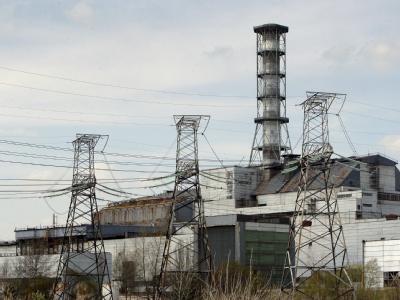 Die weltweit schwerste Katastrophe eines Atomkraftwerks war bislang die Explosion des Leichtwasser-Graphit-Reaktors von Tschernobyl in der Ukraine. (Archivbild)