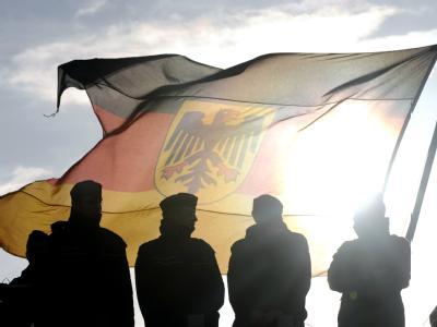 Bezüglich eines humanitären Einsatzes deutscher Soldaten in Libyen sind die Bundesbürger gespalten. (Symbolbild)