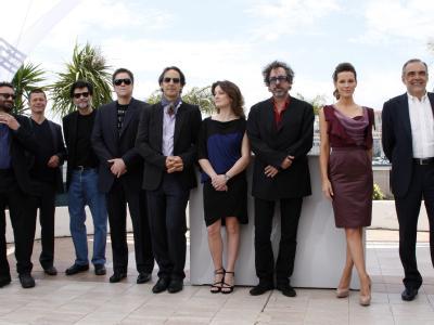 Die diesjährige Jury in Cannes.