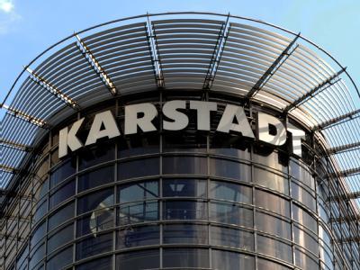 Die Karstadt Filiale in der Innenstadt von Hannover.