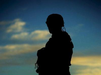 Ein US-Soldat bei einer Patrouille in der afghanischen Provenz Khost. (Archivbild)