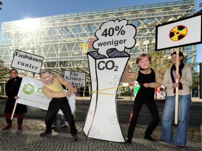 Die meisten Deutschen haben ihren persönlichen Lebensstil angesichts des Klimawandels nicht verändert. In einer Forsa-Umfrage für das Hamburger Magazin «Stern» erklärten zwei Drittel, sie täten nicht mehr für den Klimaschutz als früher. Foto: Tim Brakemei