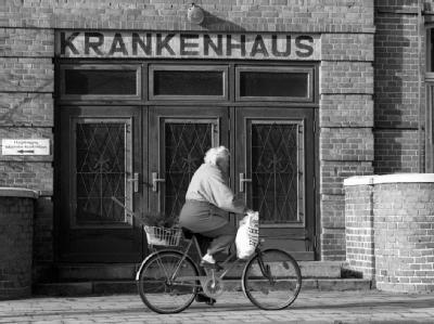 Ehemaliges Krankenhauses in Boizenburg: Einer Ernst&Young-Studie zufolge werden in den kommenden Jahren zahlreiche Krankenhäuser geschlossen.
