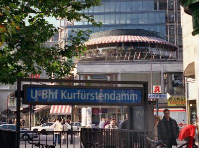 U-Bahnhof Kurf�rstendamm