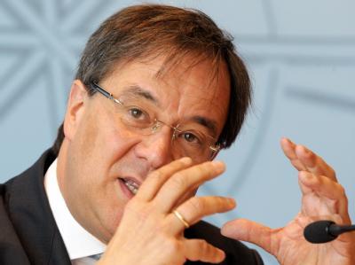 Der nordrhein-westfälische Integrationsminister Armin Laschet (Archivbild).
