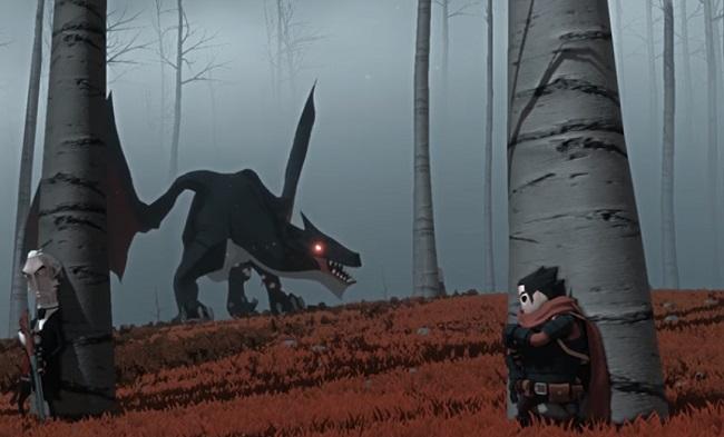 Little Devil Inside - Das Kickstarter-Projekt soll durchschnittliche Spielzeit von 100 Stunden bieten