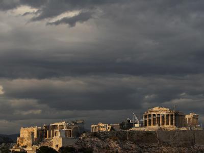 Der Chef der Steuerfahndungsbehörde sieht die griechische Gesellschaft gespalten in «unberührbare Eliten und Bürger, die geschröpft werden». Foto: Orestis Panagiotou