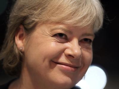 Linken-Vorsitzende Gesine Lötzsch.
