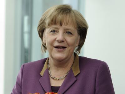 Angela Merkel betonte, Afghanistan könne sich auch nach 2014 auf internationale Hilfe verlassen. Foto: Bundespresseamt