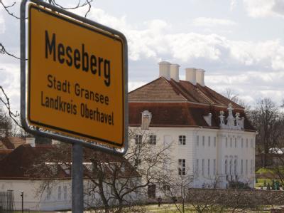 Im Gästehaus der Bundesregierung in Meseberg (Archiv) will die neue Bundesregierung eine Lösung im Steuerstreit suchen.