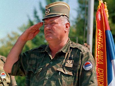 Als wichtigstes Hindernis für Serbiens Aufnahme in die EU gilt der wegen Kriegsverbrechen gesuchte Militärchefs der bosnischen Serben, Ratko Mladic.