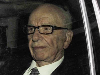 Medienmogul Rupert Murdoch.